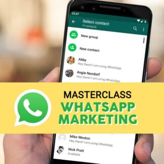 MasterClass de WhatsApp Marketing